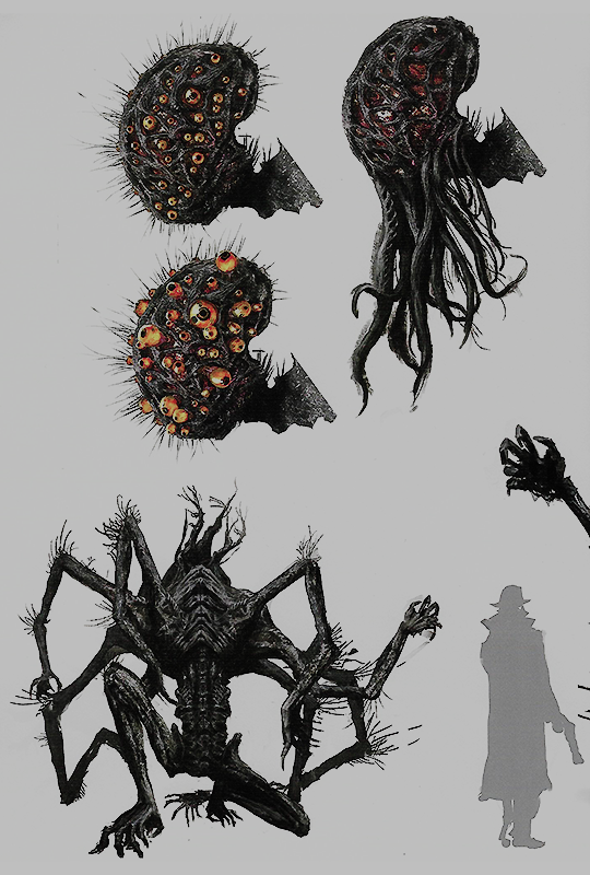 Concept Art of Amygdala 1