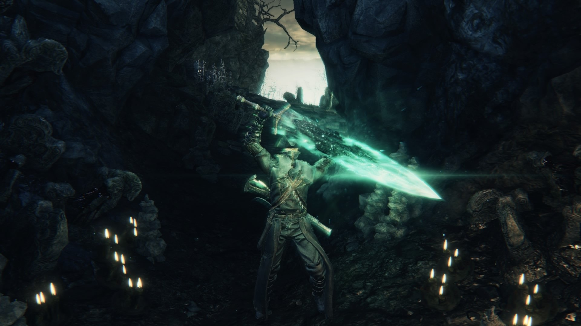 Holy Moonlight Sword Transform