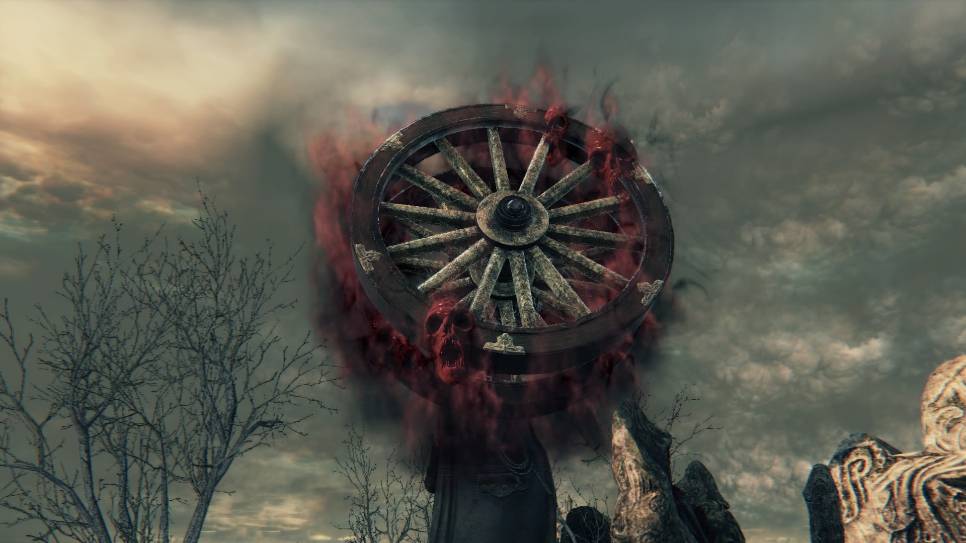 Logarius Wheel Charged B