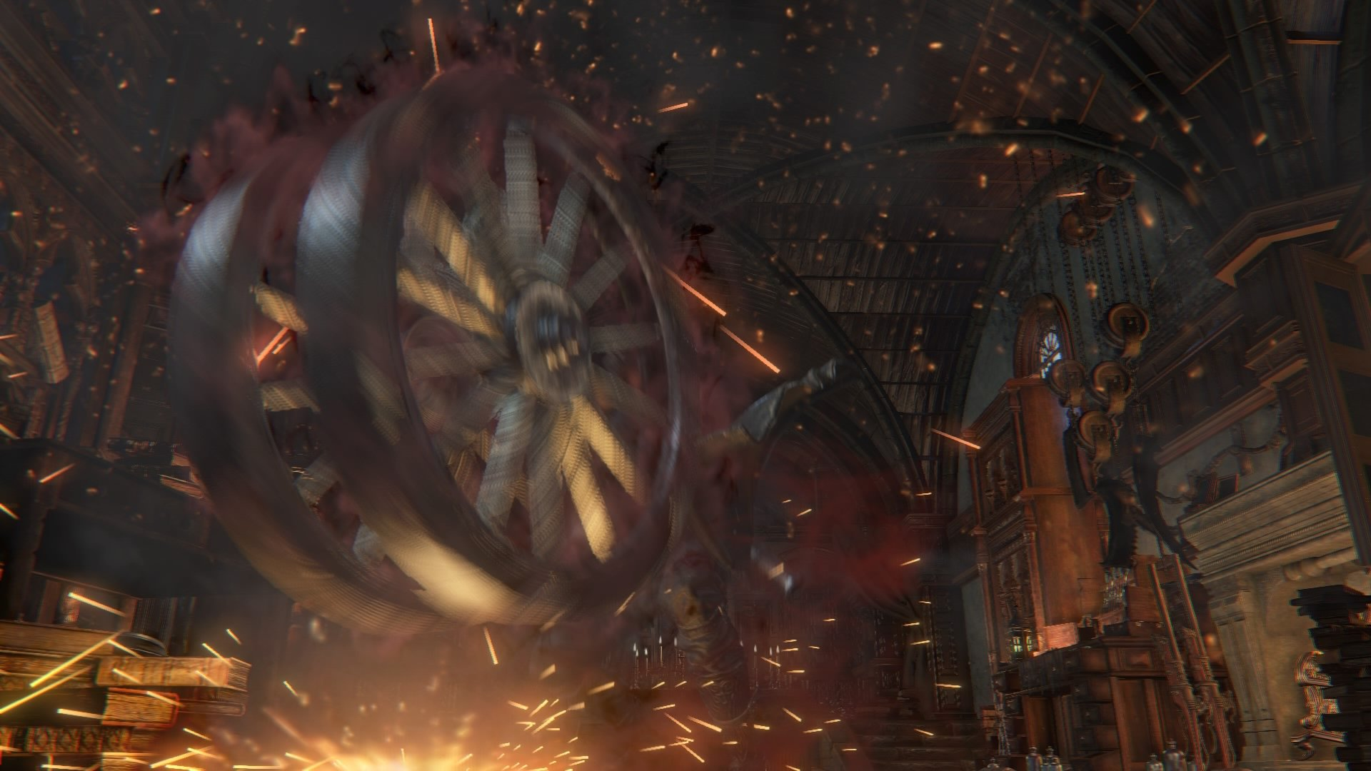 Logarius Wheel Smash