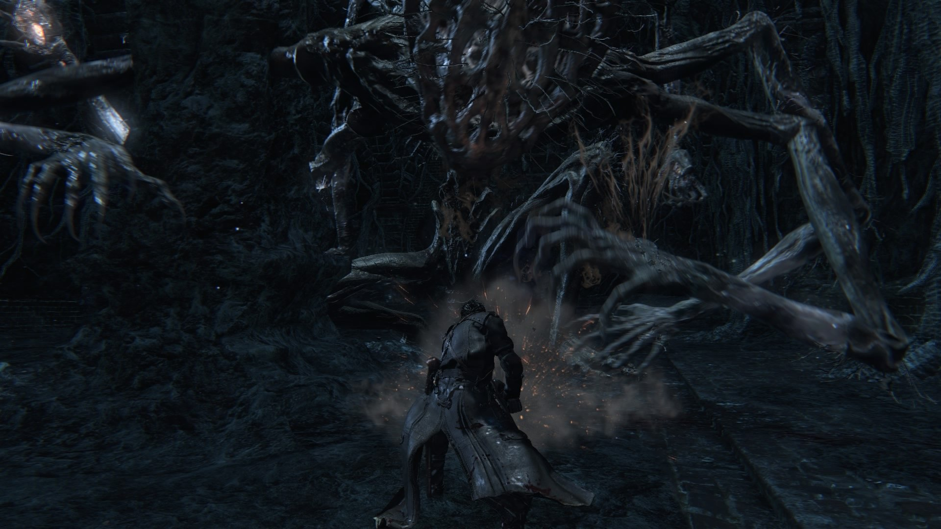 Blood, Amygdala's Arm, Isz