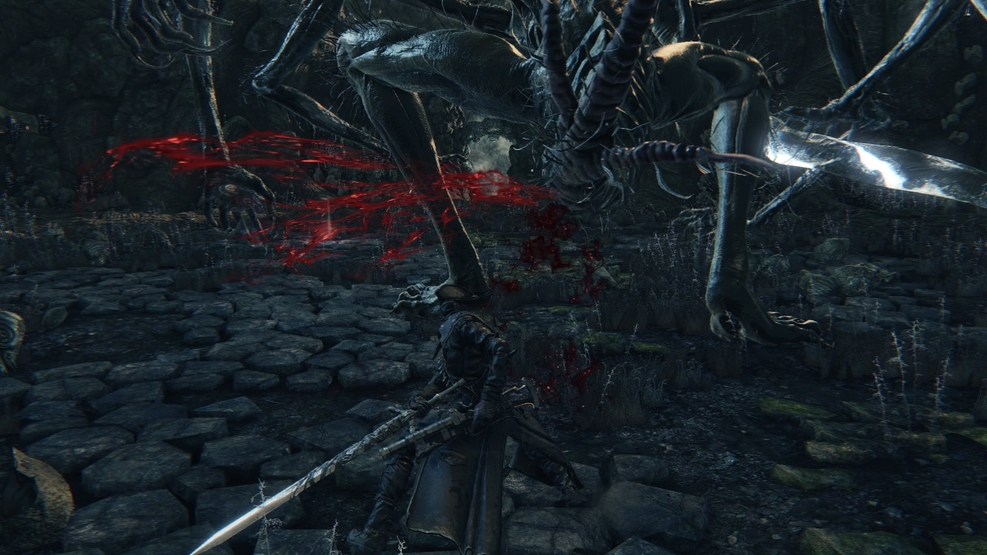 Blood Amygdala's Tail