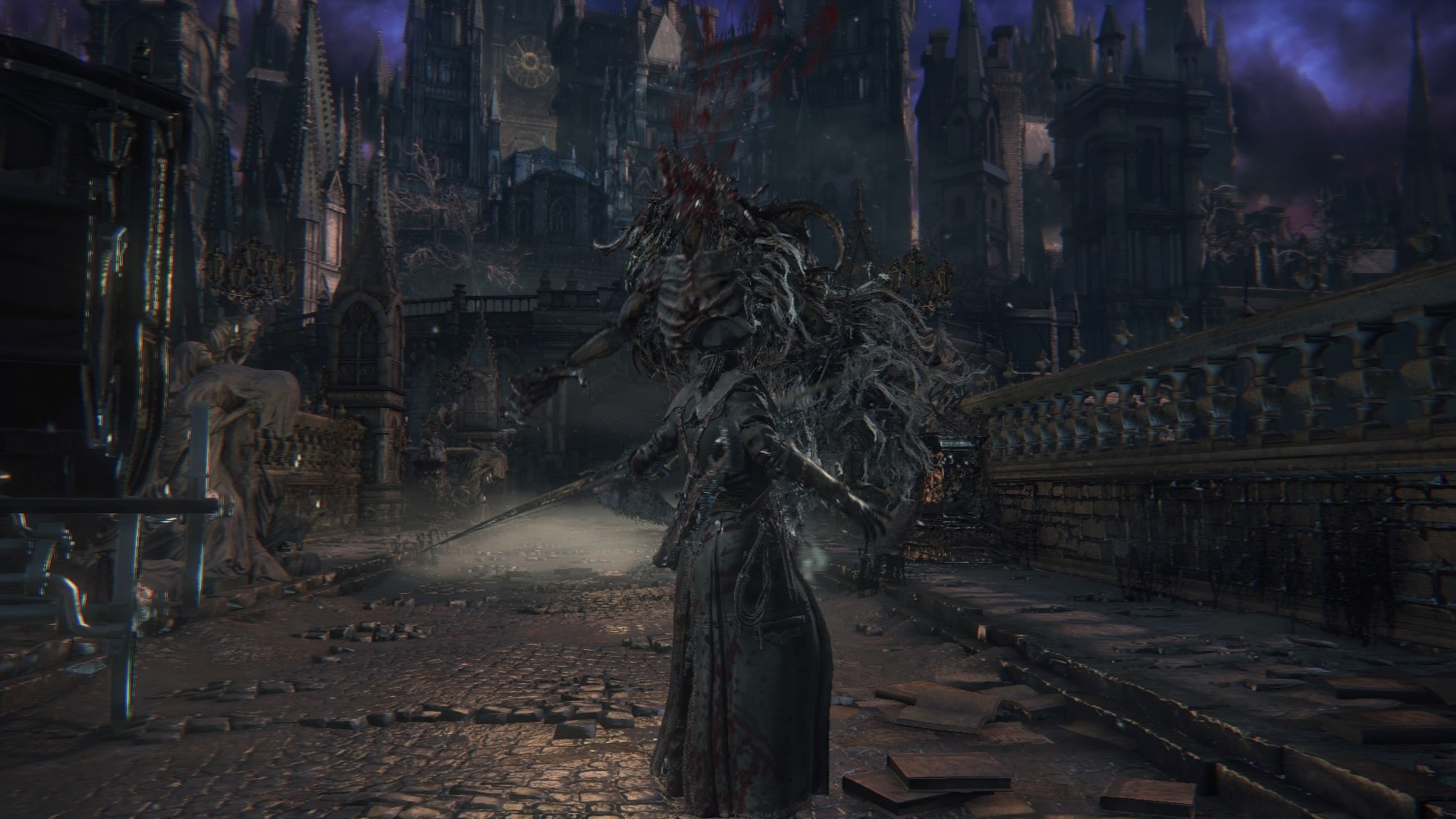Cleric Beast Blood Head
