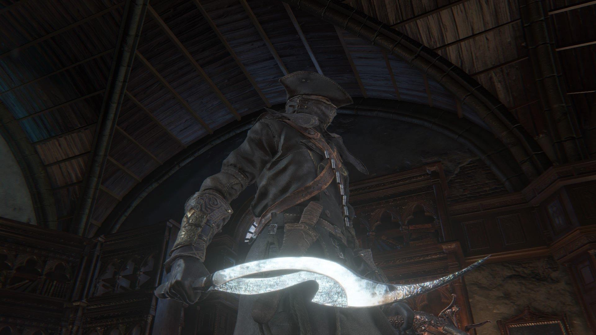 blade of mercy bloodborne wiki