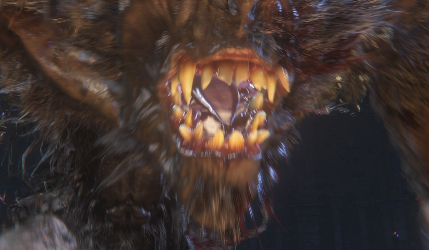 Bloodletting Beast Teeth
