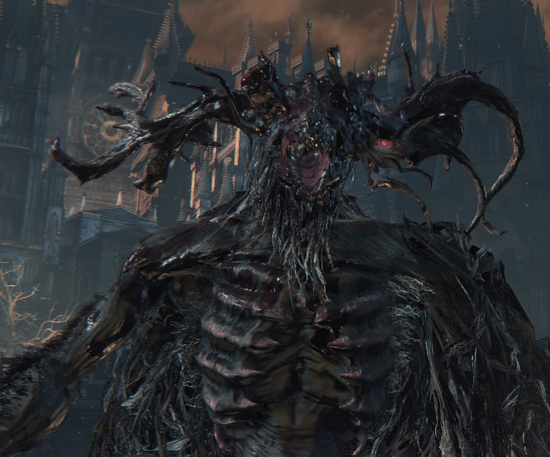 Cleric Beast Horn False Eye B