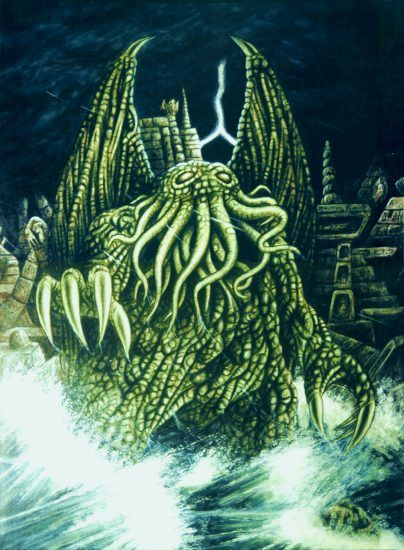 Cthulhu by Anonymous (2006)