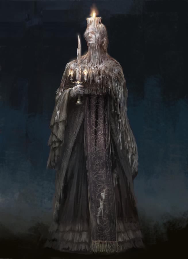 Kos (Mother) | Bloodborne Wiki