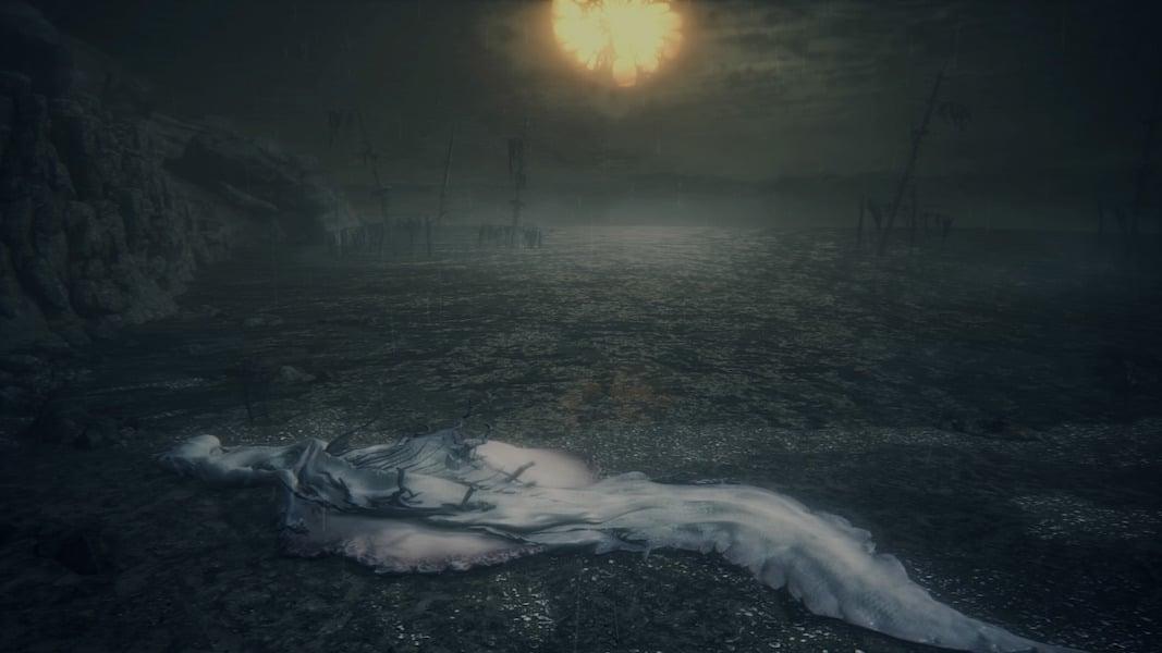 Kos (Mother)   Bloodborne Wiki