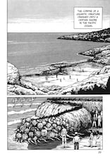The Thing That Drifted Ashore by Junji Ito - page 2