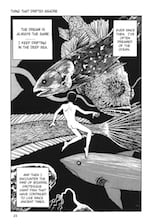 The Thing That Drifted Ashore by Junji Ito - page 7