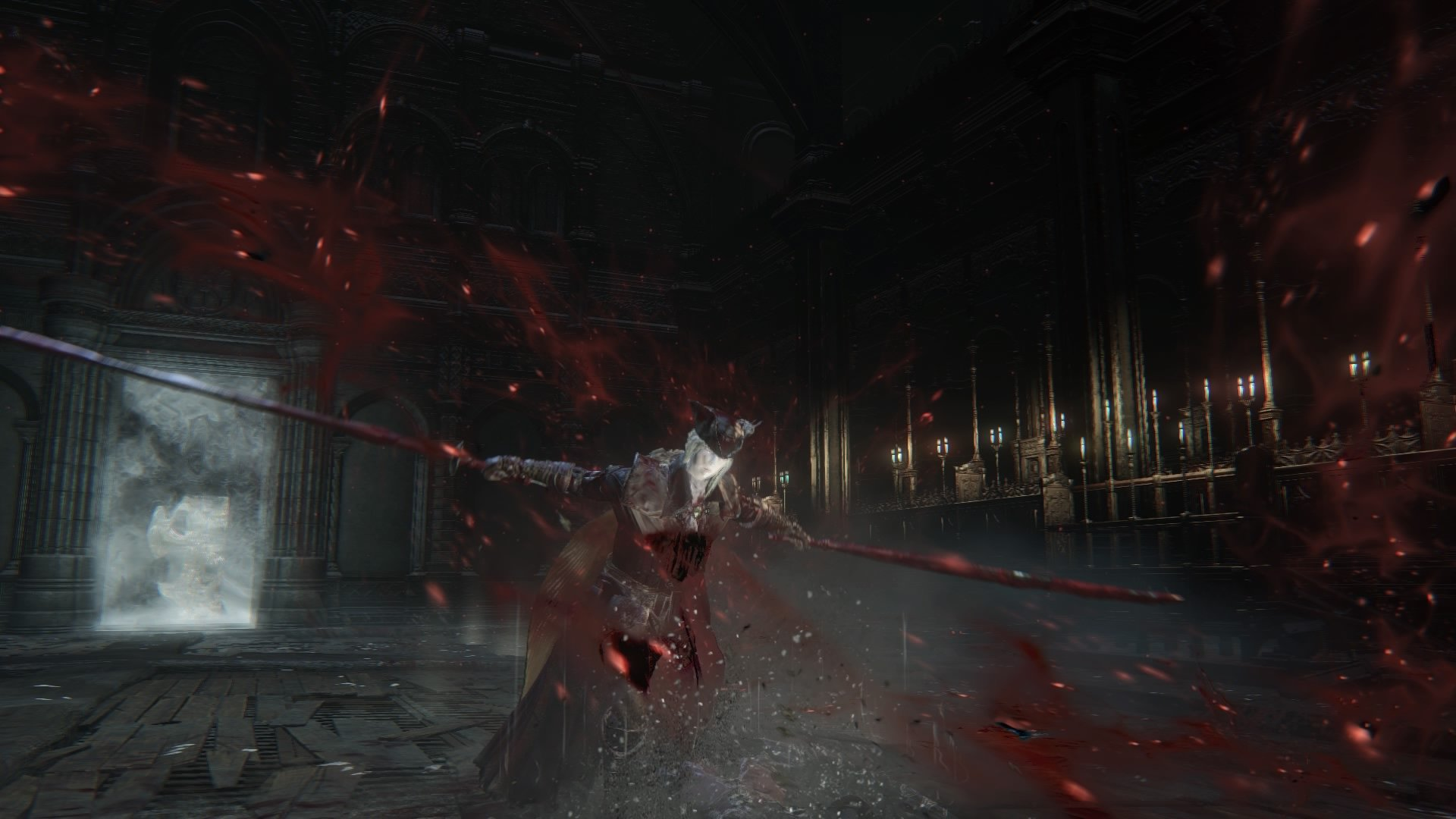 how to get to darkbeast paarl after rom