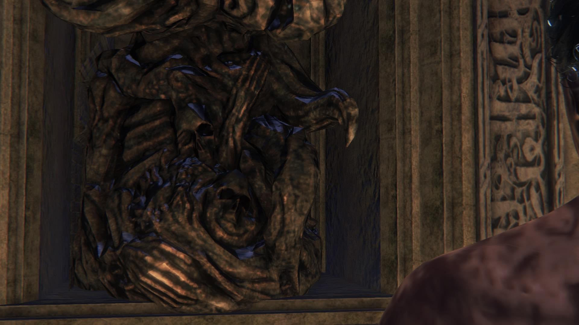 Bloodborne: Moon Presence Boss Fight (1080p) - YouTube