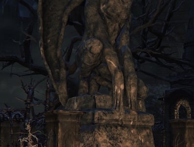 Old Yharnam Griffin Melting Thumb.jpg