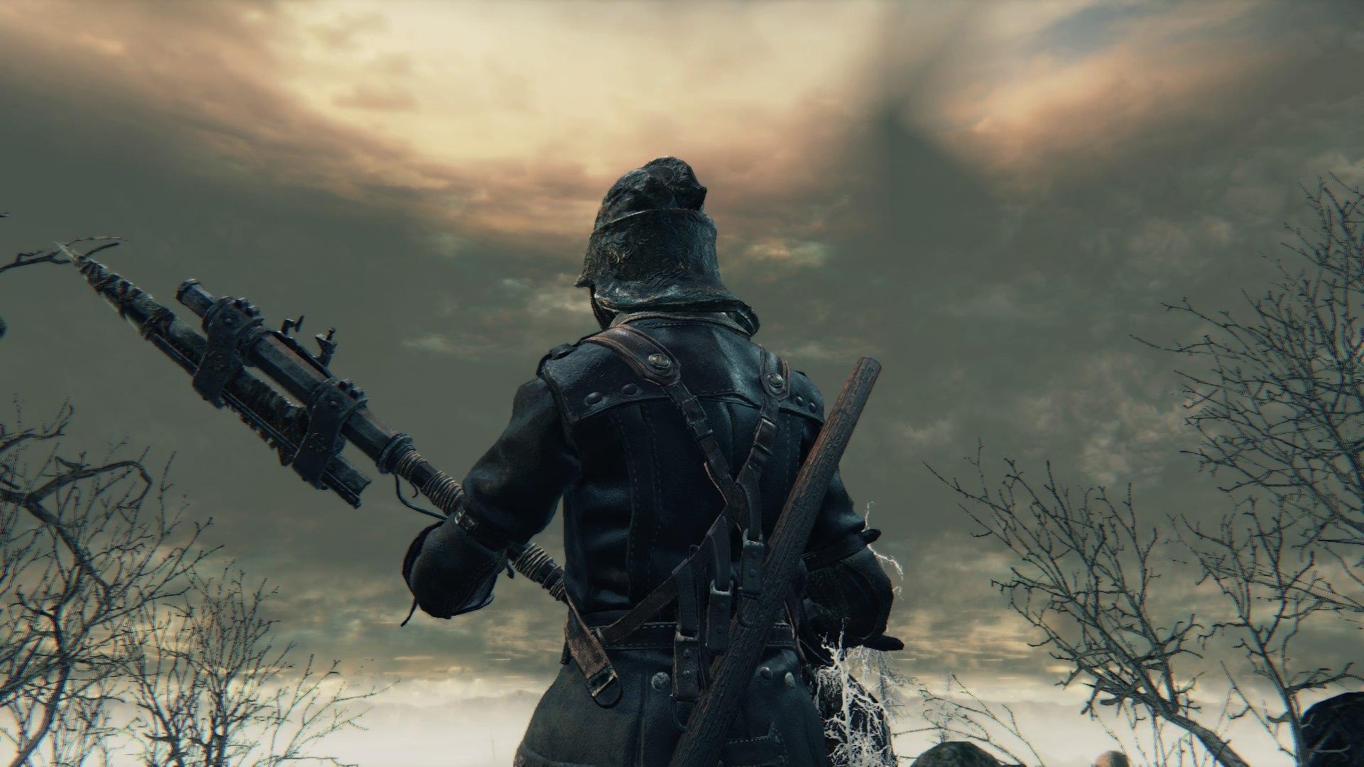 Rifle Spear | Bloodborne Wiki