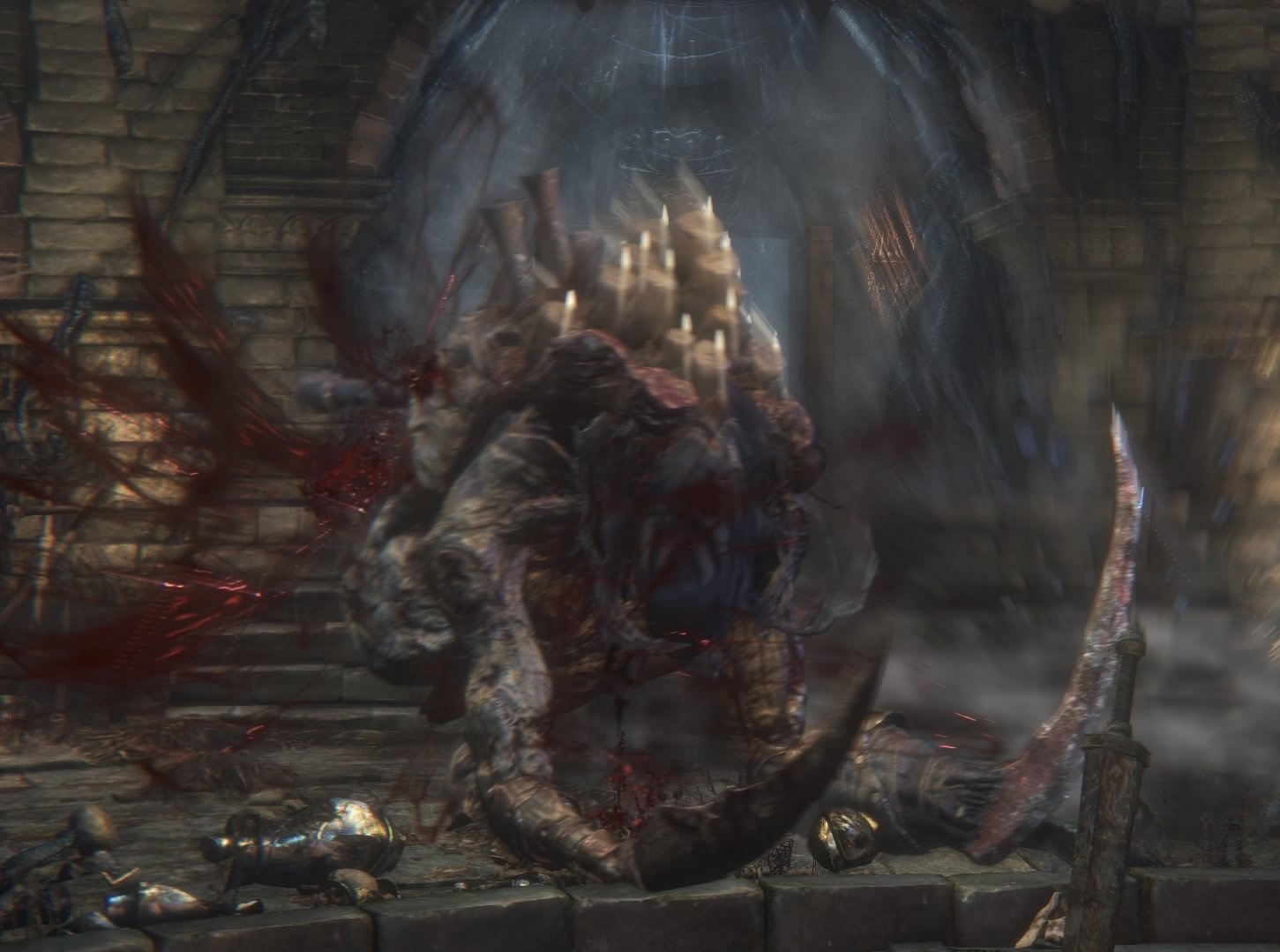 Undead Giant Mob Bloodborne Wiki
