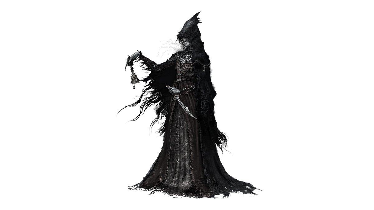 Glossary Of Terms Template >> Concept Art   Bloodborne Wiki