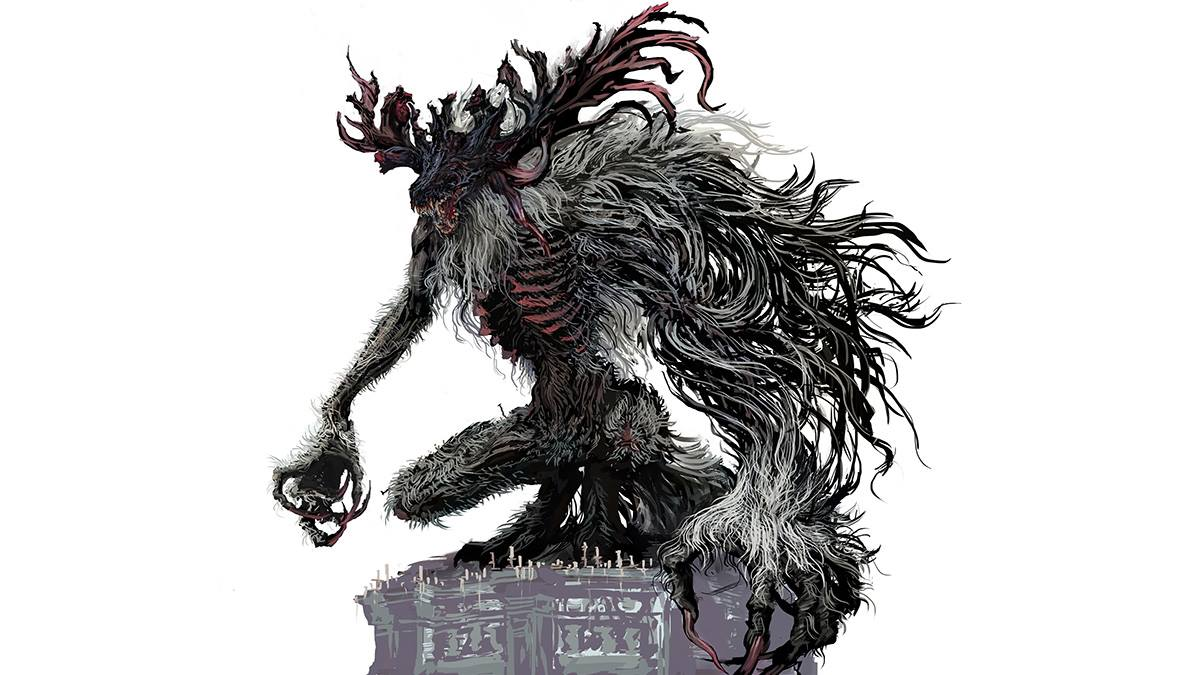 Bloodborne Official Artworks Comes West On May 23 Ghoulish