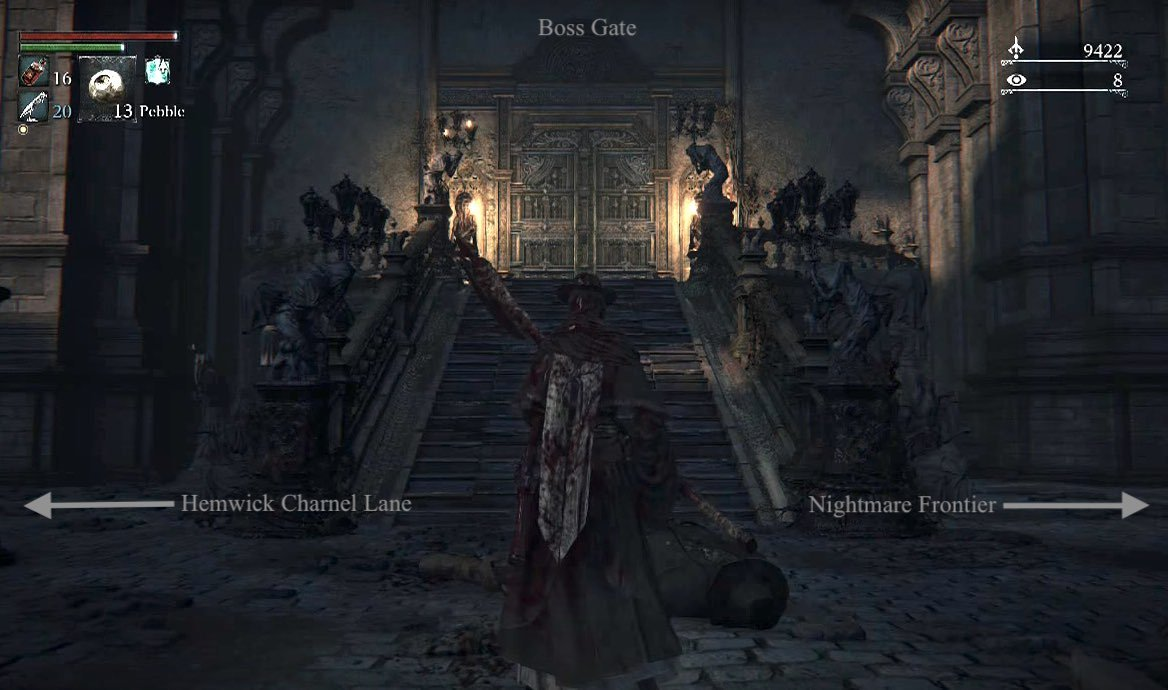 Cathedral Ward | Bloodborne Wiki