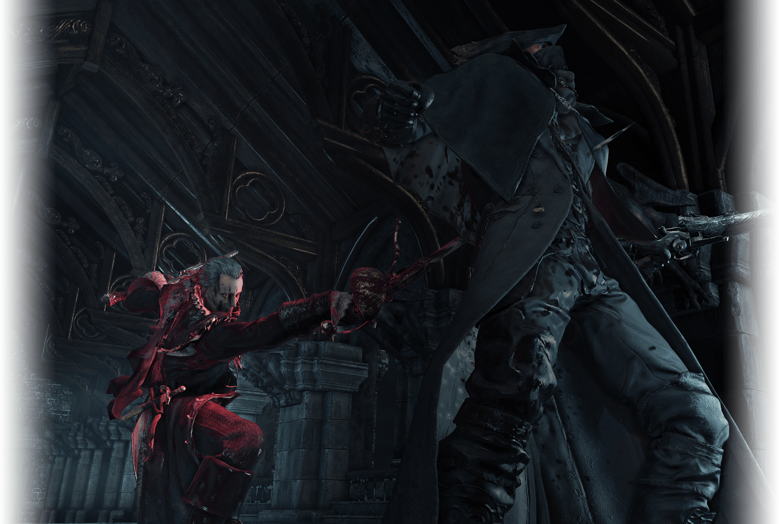 Bloodborne matchmaking level difference