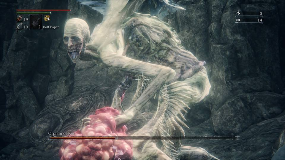Orphan of Kos | Bloodborne Wiki