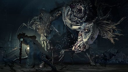 The Old Hunters Bosses Bloodborne Wiki