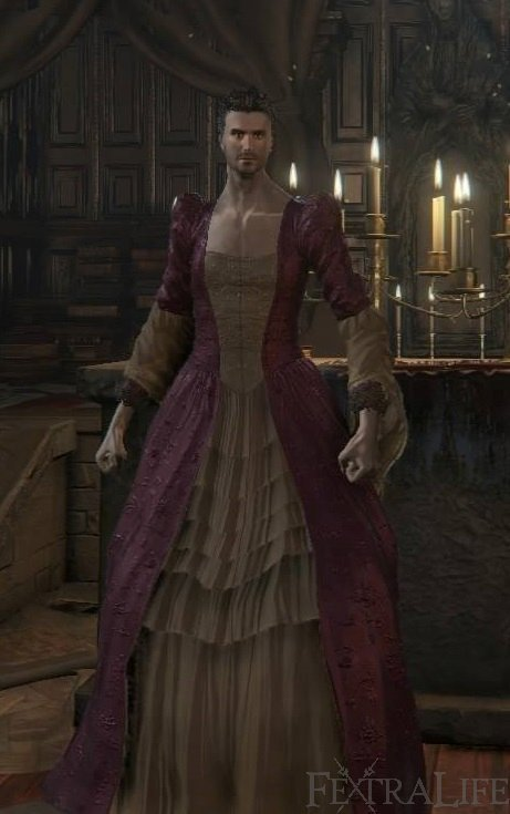 Victorian Costume Noble Dress | Bloodbor...