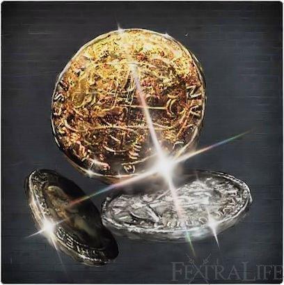 shining coins use bloodborne