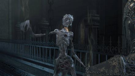 Ethereal Walker Bloodborne Wiki